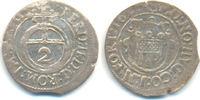 2 Kreuzer 1628 Montfort Grafschaft: Hugo IV, 1621-62: vz+, gute Erhaltu... 30,00 EUR  zzgl. 2,50 EUR Versand