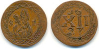 Kupfer Präsenzzeichen zu 12 Pfennig 1627 Münster Domkapitel:  ss, gute ... 585,00 EUR  zzgl. 4,00 EUR Versand