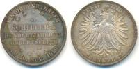 Taler Schillers Geburtstag 1859. Frankfurt Stadt:  Herrliche Patina, St  175,00 EUR  zzgl. 4,00 EUR Versand