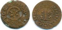 1 Pfennig 1619 Wiedenbrück Stadt:  ss, selten !  70,00 EUR  zzgl. 2,50 EUR Versand