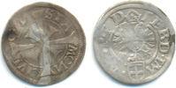 Kreuzer, Etschkreuzer o.J., 1561/63 Konstanz Stadt:  ss  50,00 EUR  zzgl. 2,50 EUR Versand