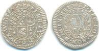 1 Kreuzer 1710 Württemberg. Eberhard Ludwig, 1693-1733: ss+, Jahr selte... 30,00 EUR  zzgl. 2,50 EUR Versand