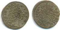 3 Kreuzer 1717 Bayern: Maximilian II. Emanuel, 1679-1726: ss  15,00 EUR  zzgl. 1,00 EUR Versand