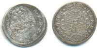 3 Kreuzer 1727 Bayern: Karl Albrecht, 1726-1745: ss  15,00 EUR  zzgl. 1,00 EUR Versand