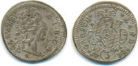 3 Kreuzer 1733 Bayern: Karl Albrecht, 1726-1745: ss  17,00 EUR  zzgl. 1,00 EUR Versand