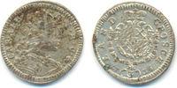 3 Kreuzer 1736 Bayern: Karl Albrecht, 1726-1745: ss+/vz  20,00 EUR  zzgl. 1,00 EUR Versand