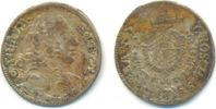 3 Kreuzer 1736 Bayern: Karl Albrecht, 1726-1745: ss  15,00 EUR  zzgl. 1,00 EUR Versand