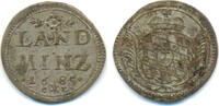 Landmünze zu 2 1/2 Kreuzer 1685 Bayern: Max. II. Emanuel, 1679-1726: ss  20,00 EUR  zzgl. 1,00 EUR Versand