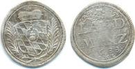 Landmünze zu 2 1/2 Kreuzer 1688 Bayern: Max. II. Emanuel, 1679-1726: ss  20,00 EUR  zzgl. 1,00 EUR Versand