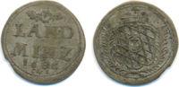 Landmünze zu 2 1/2 Kreuzer 1686 Bayern: Max. II. Emanuel, 1679-1726: ss  20,00 EUR  zzgl. 1,00 EUR Versand