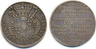 Reichstaler auf seinen Tod 1706 Münster Bistum: Friedrich Christian von... 425,00 EUR  zzgl. 4,00 EUR Versand