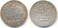 24 Mariengroschen Zellerfeld 1691 Braunschweig Wolfenbüttel: Rudolf Aug... 110,00 EUR  zzgl. 4,00 EUR Versand