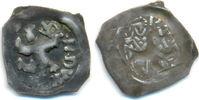Pfennig, Münzstätte Regensburg.  Bayern: Heinrich I, 1253-1290: ss  30,00 EUR  zzgl. 2,50 EUR Versand