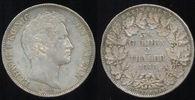 Doppeltaler 1840 Bayern: Ludwig I, 1825-48: ss/fast vz  225,00 EUR  zzgl. 4,00 EUR Versand