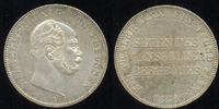 Ausbeutetaler Berlin 1862 A Preussen: Wilhelm I, 1861-1888: vz-st  200,00 EUR  zzgl. 4,00 EUR Versand