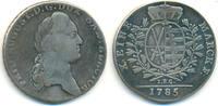 Taler 1785 IEC Sachsen: Friedrich August III, 1763-1806: ss-/ss  70,00 EUR  zzgl. 2,50 EUR Versand
