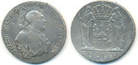 Taler Berlin 1792 A Preussen: Friedrich Wilhelm III, 1786-1797: ss, min... 100,00 EUR  zzgl. 2,50 EUR Versand