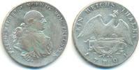 Taler Breslau 1791 B Preussen: Friedrich Wilhelm II, 1786-1797: ss, kle... 150,00 EUR  zzgl. 4,00 EUR Versand