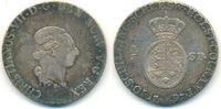 2/3 Taler Mzst. Altona 1797 Schleswig Holstein: Christian VII, 1784-180... 150,00 EUR  zzgl. 4,00 EUR Versand