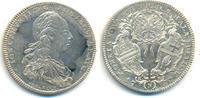 1/2 Taler Mzst. Nürnberg 1777 Schwäbisch Hall. Mit Titel Josephs II. st... 650,00 EUR  zzgl. 4,00 EUR Versand