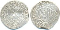 1/2 Schwertgroschen Schneeberg 1495 Sachsen: Friedrich III, Johann und ... 75,00 EUR  zzgl. 2,50 EUR Versand