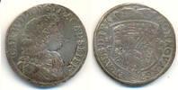 2/3 Taler 1678 C-P Anhalt Zerbst: Carl Wilhelm, 1667-1718: ss  100,00 EUR  zzgl. 2,50 EUR Versand