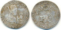 Reichstaler 1619 Niederlande Westfriesland Provinz:  ss, Prägeschwächen  120,00 EUR  zzgl. 4,00 EUR Versand