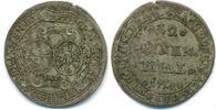 1/12 Taler 1714 IAP Brandenburg Bayreuth: Georg Wilhelm, 1712-1726: ss  40,00 EUR  zzgl. 2,50 EUR Versand