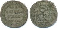 1/12 Taler 1711 IAP Brandenburg Bayreuth: Christian Ernst, 1655-1712: ss  40,00 EUR  zzgl. 2,50 EUR Versand