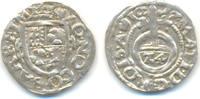 Groschen zu 1/24 Taler 1617 Barby Grafschaft: Wolfgang Friedrich, 1615-... 75,00 EUR  zzgl. 2,50 EUR Versand