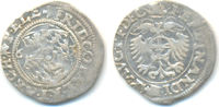 1/2 Batzen 1563 Pfalz: Friedrich III. der Fromme, 1557-1576: ss+, selte... 75,00 EUR  zzgl. 2,50 EUR Versand