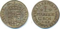 Mariengroschen Mzst. Neuhaus 1714 Paderborn Bistum: Franz Arnold, 1704-... 50,00 EUR  zzgl. 2,50 EUR Versand