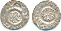 Pfennig  Eger Königliche Münzstätte: Friedrich II, 1215-50: ss+  100,00 EUR  zzgl. 2,50 EUR Versand