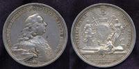 Silbermedaille 1755 Würzburg Bistum: Adam Friedrich, 1755-1779: ss, win... 300,00 EUR  zzgl. 4,00 EUR Versand