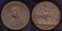 Bronzemedaille 1922 Italien:  vz  50,00 EUR  zzgl. 2,50 EUR Versand