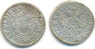 1/2 Batzen zu 2 Kreuzer 1623 Ulm Stadt:  ss-vz  42,00 EUR  zzgl. 2,50 EUR Versand