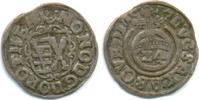 Groschen 1617 Quedlinburg Abtei: Dorothea Sophie, 1618-45:  ss  30,00 EUR  zzgl. 2,50 EUR Versand