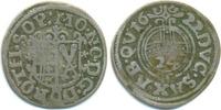 Groschen 1622 Quedlinburg Abtei: Dorothea Sophie, 1618-45:  ss  28,00 EUR  zzgl. 2,50 EUR Versand