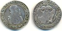 Habsburg: Rudolf II, 1576-1612: 1/2 Taler Kremnitz