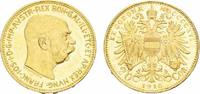20 Corona 1916 Wien. HABSBURG Franz Joseph...
