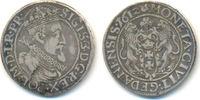 1/4 Taler ( Ort ) 1612 Danzig Stadt: Sigismund III, 1587-1632: ss, kl. ... 190,00 EUR  zzgl. 4,00 EUR Versand
