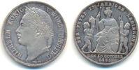 Württemberg: Gulden auf das Regierungsjubiläum 1841 fast stgl mit feiner... 150,00 EUR  zzgl. 4,00 EUR Versand