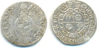 Würzburg Bistum: Schilling 1694 ss-vz Johann Gottfried: 25,00 EUR  zzgl. 1,00 EUR Versand