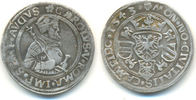 1/4 Taler 1543 Kempten Stadt: Mit Titel Karls V. ss, Fundstück  225,00 EUR  zzgl. 4,00 EUR Versand