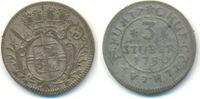 3 Stüber 1750 Köln Erzbistum: Clemens August von Bayern, 1723-1761: ss/... 20,00 EUR  zzgl. 1,00 EUR Versand