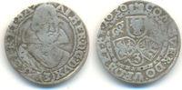 Groschen 1630 Wallenstein: Albrecht, 1625-1634: ss-  165,00 EUR  zzgl. 4,00 EUR Versand
