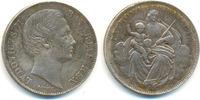 Taler o.J. ( 1865 ) Bayern: Ludwig II, 1864-86: fast vz, winz. Randfehler  70,00 EUR  zzgl. 2,50 EUR Versand