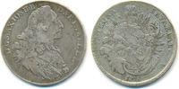Taler, sog. Madonnentaler. Mzst. München 1768 Bayern: Max. III. Joseph,... 60,00 EUR  zzgl. 2,50 EUR Versand
