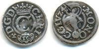 1/16 Taler Münzstätte Glückstadt 1624 Schleswig Holstein Königliche Lin... 50,00 EUR  zzgl. 2,50 EUR Versand