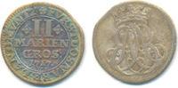 2 Mariengroschen 1717 AWH Osnabrück Bistum: Ernst August, 1716-1728: ss... 125,00 EUR  zzgl. 4,00 EUR Versand
